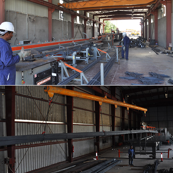 Steel Bahrain rebar